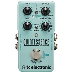 TC Electronic Quintessence Advanced Dual-Voice Harmonizer w/ Mash
