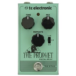 TC Electronic The Prophet Digital Delay Stompbox