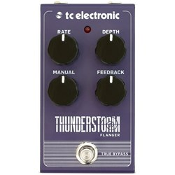 TC Electronic Thunderstorm Flanger Stompbox