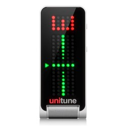 TC Electronic UniTune Clip Clip-On Tuner w/ Strobe & Chromatic Modes