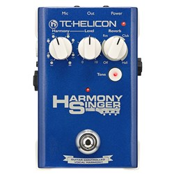 TC Helicon Harmony Singer: Guitar Controlled Harmony