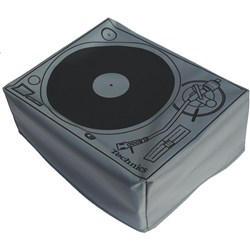 Technics Picture Deck Cover Grey (Single)
