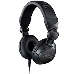Technics EAH-DJ1200 Premium DJ & Monitoring Headphones w/ Detachable Cable