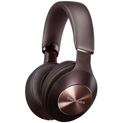 Technics EAH-F70N Wireless Noise-Cancelling Headphones w/ Bluetooth (Copper)