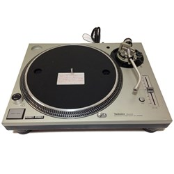 "Technics Stokyo SL1200mk3D Condition ""B"" Refurb Turntable (Silver)"