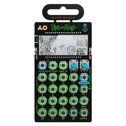 Teenage Engineering Pocket Operator PO137 Rick & Morty Special Edition