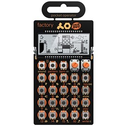 Teenage Engineering Pocket Operator PO16 Factory