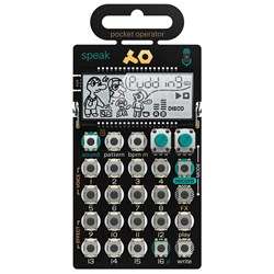Teenage Engineering Pocket Operator PO35 Speak