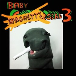 "Thud Rumble 7"" Baby Super Seal 3 - Spaghetti Seal (Giant Robo V Right Wing)"