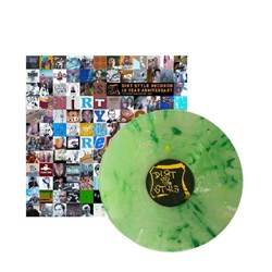 "Thud Rumble 12"" Dirt Style 10 Year Anniversary (Lime Green)"