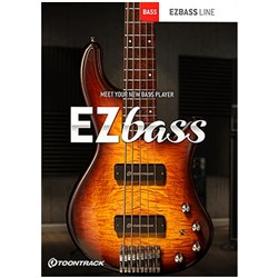 Toontrack EZ Bass (eLicense Download Only)