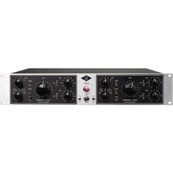 Universal Audio 2-610S Dual Channel Tube Preamplifier
