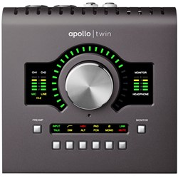 Universal Audio Apollo Twin 2 Duo Thunderbolt 2 Interface