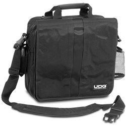 "UDG Ultimate Courier Bag DeLuxe 17"" (Black/Orange)"