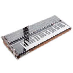 Decksaver Dave Smith Prophet 6 Soft Fit Keyboard Cover
