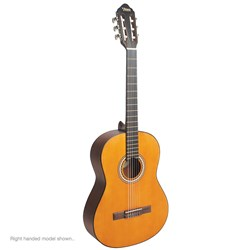 Valencia VC204L 200 Series Left Hand 4/4 Nylon String Guitar (Antique Natural)
