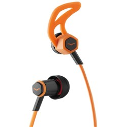 V-Moda Forza Sport Hybrid In-Ear iOS Headphones (Orange)