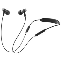 V-Moda Forza Metallo Wireless Sport Hybrid In-Ear Headphones (Gunmetal Black)
