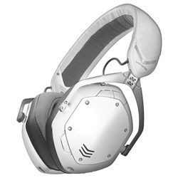 V-Moda Crossfade Wireless 2 Over-Ear Headphones (Matte White)