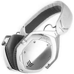 V-Moda Crossfade Wireless Over-Ear Headphones (White Silver)