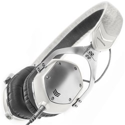 V-Moda XS On-Ear Headphones (White Silver)