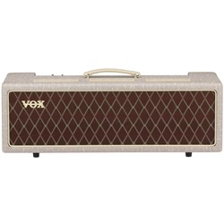 Vox AC30HWH Hand-Wired All Tube Guitar Amp Head - 8 or 16 Ohms (30w)