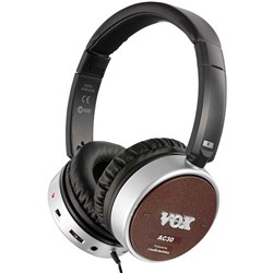 VOX amPhones AC30 Active Guitar Headphones