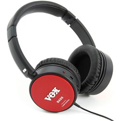 VOX amPhones Bass Active Bass Headphones
