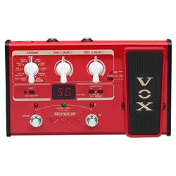 Vox STOMPLAB Bass Ii Multi-Effects Processor