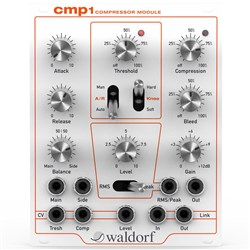 Waldorf cmp1 High-End Analogue Compressor Module for Eurorack