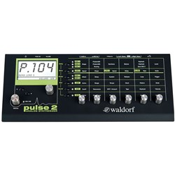 Waldorf Pulse 2 Analogue Desktop Synthesizer Module