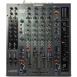 Allen & Heath Xone:92 Analogue DJ Mixer