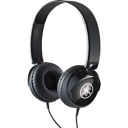Yamaha HPH-50 Closed Studio Headphones (Black)