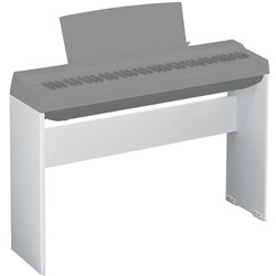 Yamaha L121 Matching Stand for P121 Digital Pianos (White)