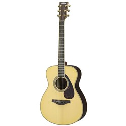 Yamaha LS6 L-Series Acoustic Guitar (Natural)