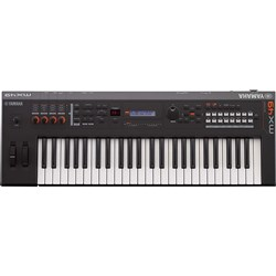 Yamaha MX49 BK MK2 Synthesiser w/ MOTIF XS Sound Engine (Black)