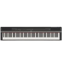 Yamaha P125 Compact Digital Piano (Black)
