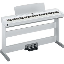 Yamaha P255 P-Series Digital Piano (White)