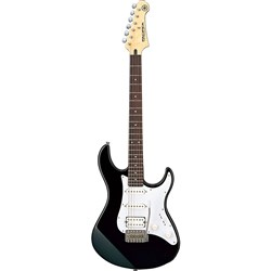 Yamaha 012 Pacifica Series Electric Guitar (Black)