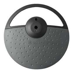 "Yamaha PCY90AT 10"" Cymbal Pad w/ Attachment to Rack System (for DTX400 Series Drum Kits)"