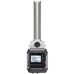 Zoom F1SP F1 Field Recorder w/ SGH6 Shotgun Mic