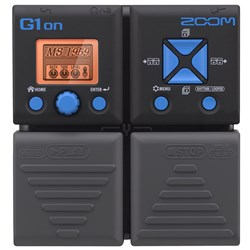 Zoom G1ON Guitar Multi-Effects Processor