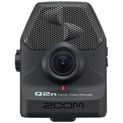 Zoom Q2N Handy Video Recorder (Black)