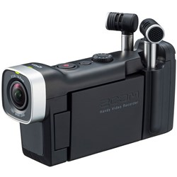 Zoom Q4N Handy Video Recorder (Black)