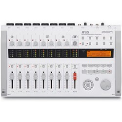 Zoom R16 Multi-Track Recorder : Interface : Controller