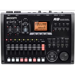 Zoom R8 Multi-Track Recorder / Interface / Controller / Sampler