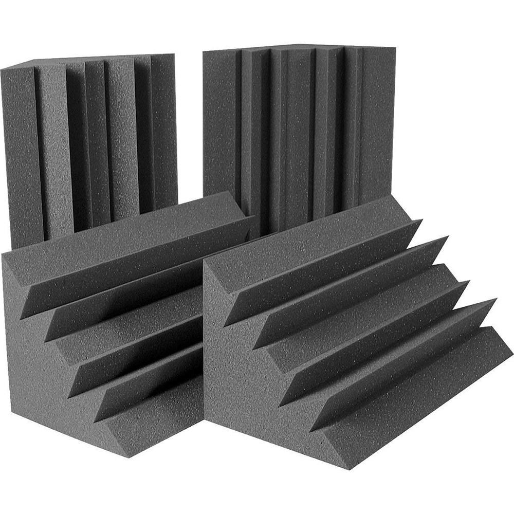 Auralex LENRD Bass Traps 4x (Charcoal) | Acoustic Treatment // Mannys Music