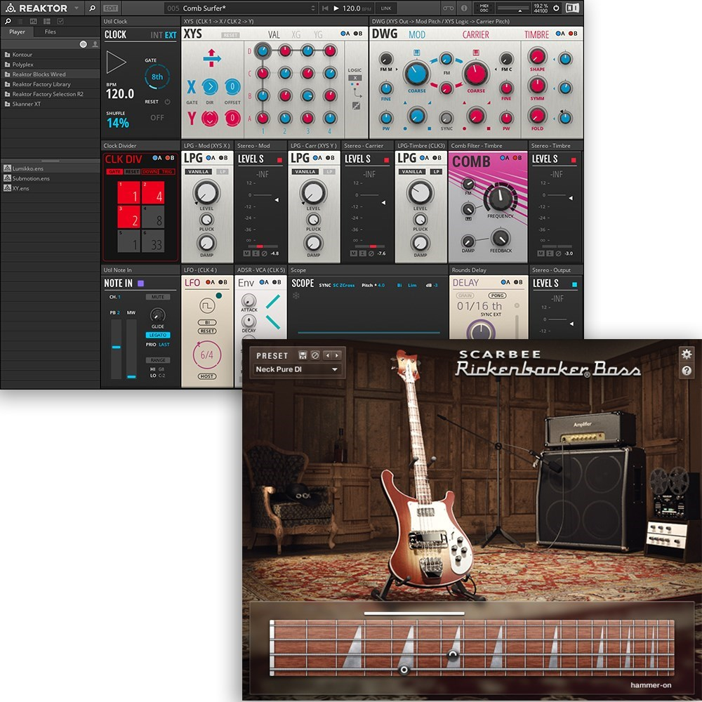 Native Instruments Komplete 12 Ultimate Collector's Edition Music  Production Suite