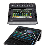 Digital Studio Mixers
