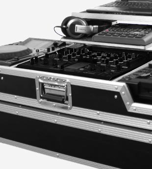 DJ Roadcase Coffins